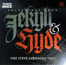 Jekyll & Hyde [Selections] by Steve Goodman (CD, Jan-1998, DBK Entertainment)