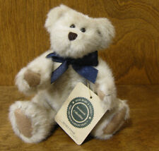"""Boyds Plush #57051-03 DOVER  D WINDSOR,  8"""" NEW/Tag From Retail Store, Jointed"""