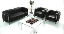Leder Couch / Designer Couch Nizza 2 er italy Leather