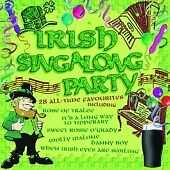 Irish Sing-a-Long Party: 28 All Time Favourites, Various Artists, Audio CD, Good