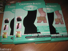 LOT of 20 Slim n' Lift Silhouette by undergarment as seen on TV wodebane999