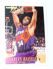 CARTE  NBA BASKET BALL 1995  PLAYER CARDS CHARLES BARKLEY (180)