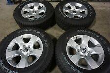 "18"" Dodge Ram 1500 Factory OEM Silver Wheels Rims Falken Tires 2669"