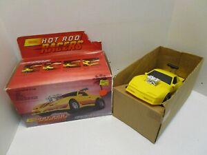 1985 MATCHBOX HOT ROD RACERS '86 FIREBIRD W/BOX ***EXCELLENT***