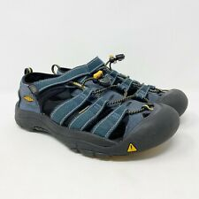 Keen Newport H2 Sandals Navy Blue Waterproof 1006557 Youth Size 6