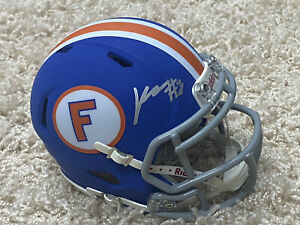 Kadarius Toney Autographed Florida Gators Football Mini Helmet Signed