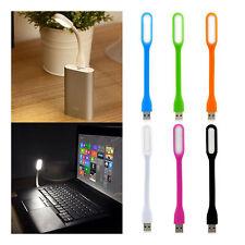 Bright Mini USB LED Light Computer Lamp For Notebook PC Laptop Reading Flexible