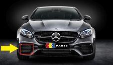 NUOVO Originale Mercedes MB e W213 E63 S AMG Paraurti Anteriore Griglia Inferiore Destro O/S