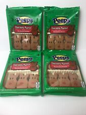 Peeps Reindeer Christmas Marshmallow Candy Gluten Free Chocolate Mousse Exp 8/19