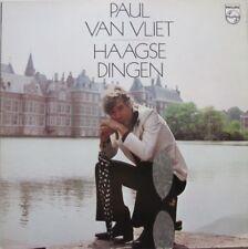 PAUL VAN VLIET - HAAGSE DINGEN - LP