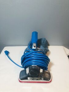 RETRO Royal Prince Model 501 Hand Held Vacuum Blue 1.8 amp Corded *TESTED*