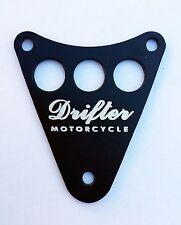 Drifter Motorcycle Theme Dash Plaque Cover - KAWASAKI  VN800  VULCAN DRIFTER