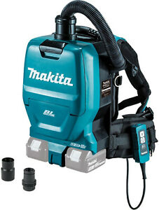 NEW! Makita 36V (18V X2) LXT 1/2 gallon HEPA Backpack Vacuum, Tool Only: XCV05Z