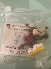 1990 Looney Tunes Collectible Figurine Shell Promotion Wile E Coyote