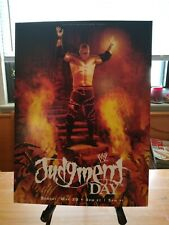 "WWE Judgement Day Poster Print 12""X16"" Kane"