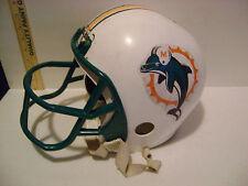 NFL MIAMI DOLPHINS CHILD'S DECORATIVE FOOTBALL HELMET (NOT FOR GAME USE) + BONUS