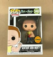 Funko Pop! #340 Rick And Morty Sentient Arm Morty Chase Unopened