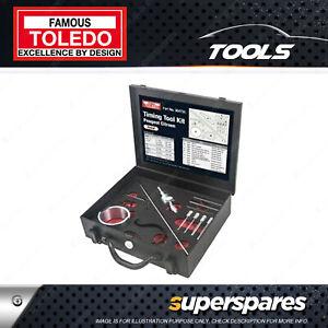 Toledo Timing Tool Kit for Volvo C30 1.6L Diesel 2009 - 2012 304726