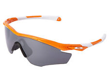 55a1827211 Oakley M2 Frame Polarized Sunglasses OO9212-18 Atomic Orange Black Iridium