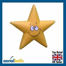 REDUCED...Cute Smiley Star Car Aerial Ball Antenna Topper