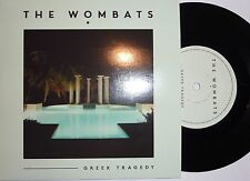 "RSD NEU 2015  7"" VINYL THE WOMBATS Greek Tragedy Nelson Remix  Record Store Day"