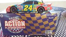 "Jeff Gordon #24 Dupont; Winston ""No Bull 5"" winner Limited Edition"