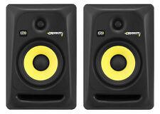 """KRK Rokit 6 G3 6"""" Powered Studio Monitor Speaker - Black"""