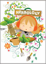 Harry Potter Charms Photo Quality Magnet: Herbology