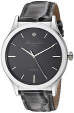 Kenneth Cole NY Genuine Diamond Analog Display Japanese 10025947 Men's Watch