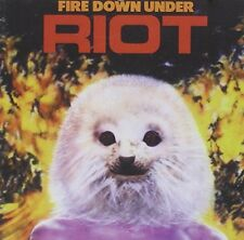 Riot-Fire Down Under-CD - 163847