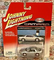 Johnny Lightning 1998 Chevy Camaro Coupe 25 Anniversary Edition 1:64 Diecast