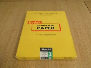 Kodak Photographic Paper Bromide WSG.2S 2 Normal - White Smooth Gloss