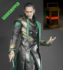 HOT TOYS THOR 2 DARK WORLD AVENGERS LOKI TOM HIDDLESTON SPECIAL AETHER IN STOCK
