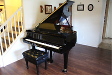 Yamaha 6'4 Limited Handcrafted Grand Piano S-400B