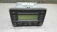 VW GOLF MK5 2003-2009 RCD300 CD RADIO STEREO HEAD UNIT 1K0035186 #G3G