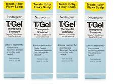 Brand New Neutrogena T/Gel Therapeutic Shampoo 8 x 250mL