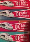 10 Euro Bahn Gutschein / 10 € DB eCoupon ⚡⚡⚡ BLITZVERSAND in wenigen Minuten⚡⚡⚡
