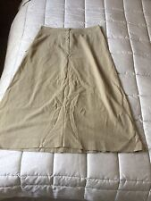 Rohan Ladies Travel Linen Skirt Size 12 - Excellent Condition