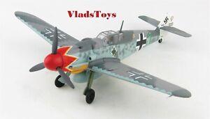 Hobby Master 1/48 Messerschmitt Bf 109G JG 50 Green 1 Hermann Graf German HA8751
