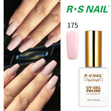 RS Nail Gel Nail Polish LED UV Hybrid Gel Colour Pink 175