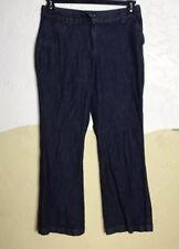 Ann Taylor Petites Women's Size 8P Boot Cut Curvy Fit Denim Blue Jeans