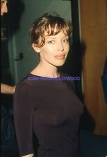 KYLIE MINOGUE 90s DIAPOSITIVE DE PRESSE ORIGINAL VINTAGE SLIDE #9