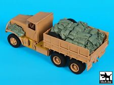 Black Dog 1/35 US White 666 Cargo Truck Stowage Accessories (Hobby Boss) T35157
