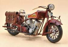 1956 Indian Motorcycle Model Antique Handmade Gifts for sale Hot Cast Decorative
