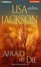 Selena Alvarez/Regan Pescoli: Afraid to Die 4 by Lisa Jackson (2015, CD,...