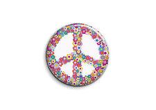 Peace and Love - Fleurs 2 - Décapsuleur Bottle Opener 56mm