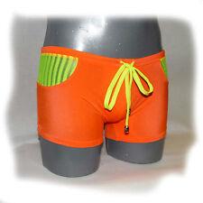 WJ - Swimwear Boxer Orange  XL - extra heiß -  (497)