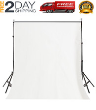New listing 5X7 Photography Background Support Stand Photo Backdrop Kit Adjustable Gift New
