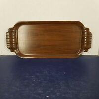 Vintage VTG 1930's Art Deco Toastmaster Bonded Plywood Hospitality Lap Tray