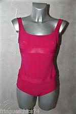 maillot de bain rose artificiel ERES pad micro T 44 fr EU 42 US 12 NEUF val 350€